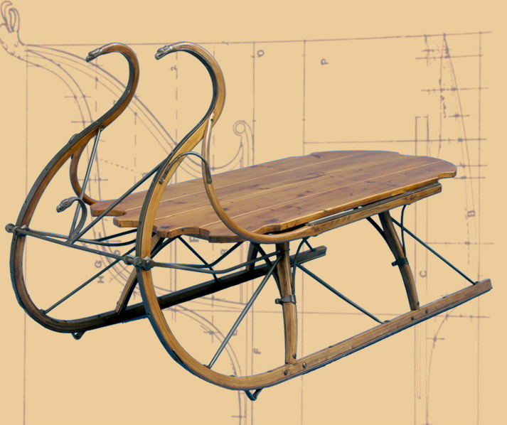 Download How To Make A Wooden Sleigh Plans Free